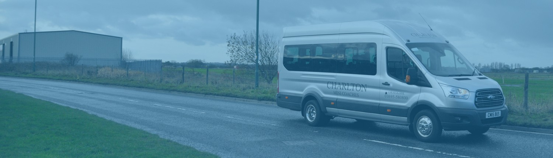 Minibus provider ormskirk